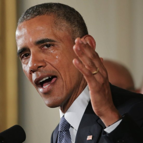 Obama's Speech on Gun Control Executive Action