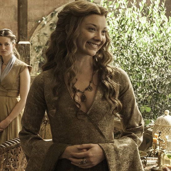 Natalie Dormer Talking About Game of Thrones January 2015