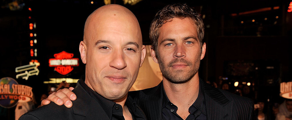 Vin Diesel Tears Up While Talking About Paul Walker at the PCAs