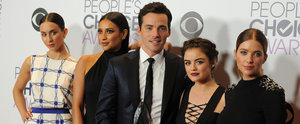 The Pretty Little Liars' PCAs Acceptance Speech Was All About the Fans