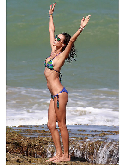 'Forever on Vacation': Alessandra Ambrosio Is a Bikini Babe on Brazilian Beach Trip