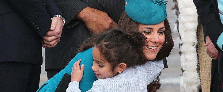 36 Snaps of Kate Middleton With Little Girls That Are Sure to Make Your Heart Explode