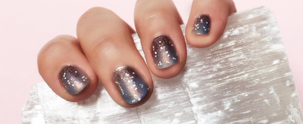 This Cinderella-Inspired Manicure Is a Disney Princess-Lover's Dream
