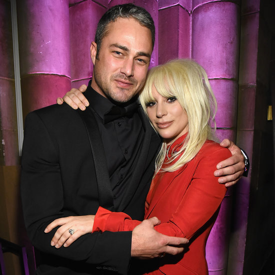 Taylor Kinney Talking About Working With Lady Gaga Jan. 2016
