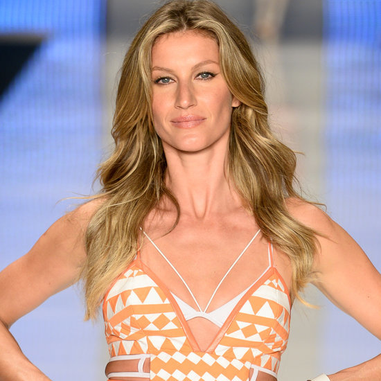 Gisele Bundchen Bikini Photo on Instagram