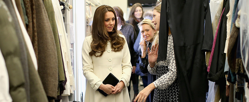 Let Kate Middleton Inspire Your Next Winter Coat Investment