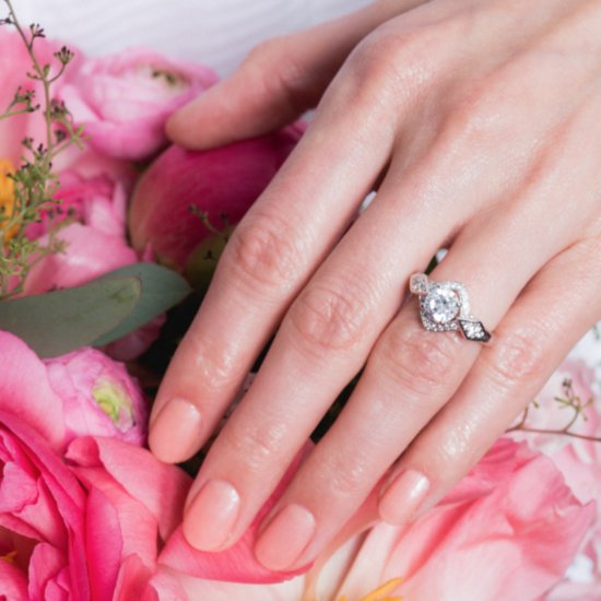 Engagement Rings by Personality Type