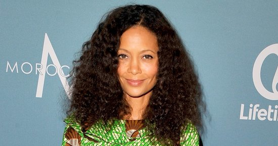 Thandie Newton Rails Against Starbucks Over Statue