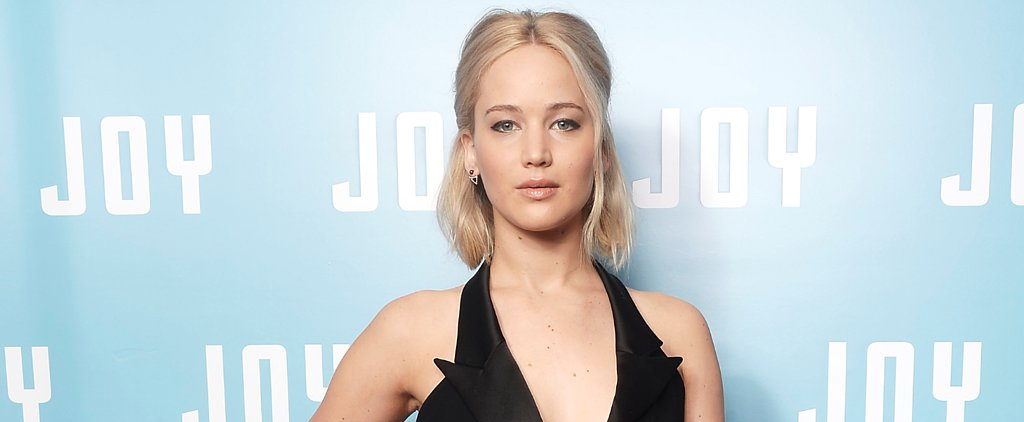 Jennifer Lawrence Talks Her Favorite Swear Word and Whether or Not Size Matters