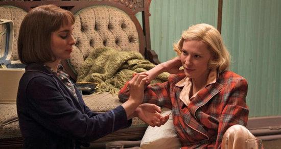 'Carol,' 'Bridge of Spies' Lead 2016 BAFTA Nominations