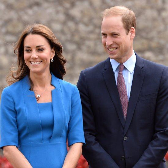 Prince William & Kate Middleton to Meet Bhutan Royal Family