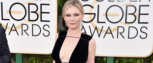 Kirsten Dunst's Sexy Dress Is Straight Out of Your Dark, Twisted Fantasy