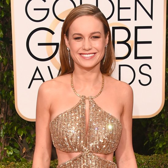 Brie Larson's Acceptance Speech at the Golden Globes 2016