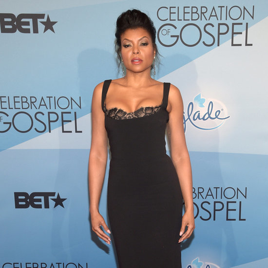 Taraji P. Henson at BET's Celebration of Gospel 2016