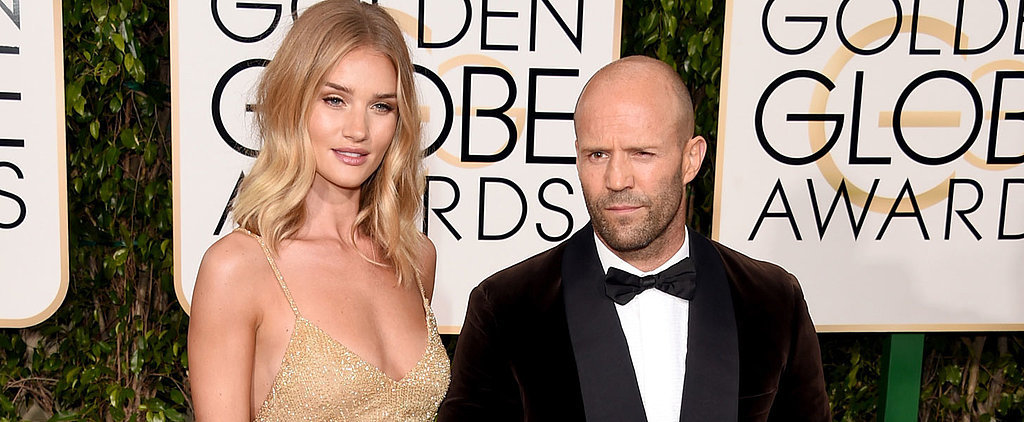Jason Statham and Rosie Huntington-Whiteley Are Engaged! Check Out Her Stunning Ring