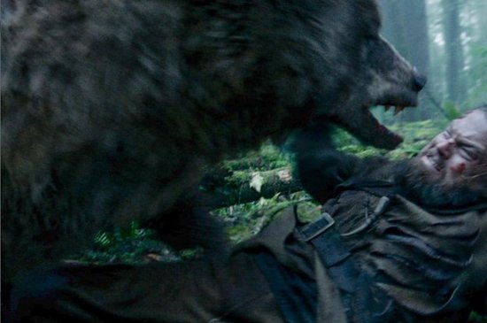 The Revenant's Bear Attack Triggered My Fight Or Flight Response