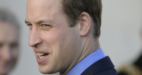 Prince William Debuts A New, Extremely Short Haircut