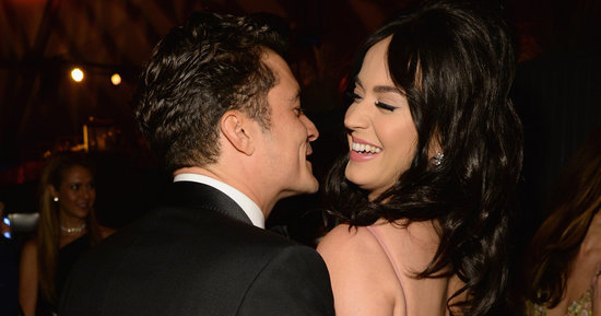 Katy Perry And Orlando Bloom Spotted Flirting At Golden Globes After-Party
