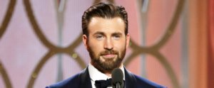 The Eye Candy at This Year's Golden Globes Might Actually Make Your Heart Skip a Beat