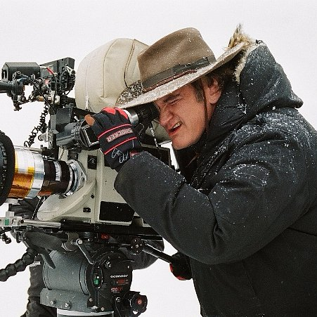 Quentin Tarantino Wants The Hateful Eight to Be a Play