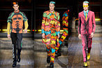 Jeremy Scott Found a New Way to Be Cartoony