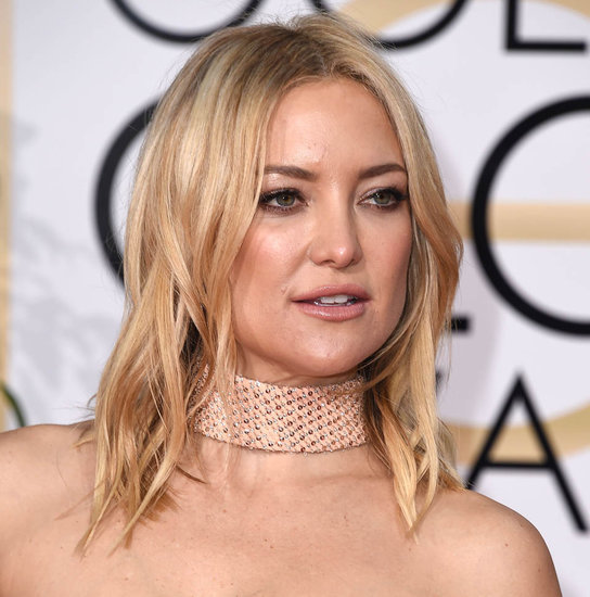 Kate Hudson was Duana's 2016 Globes Worst Dressed