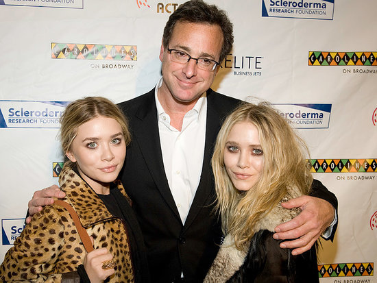 Full House Secrets! Find Out Why Bob Saget's Baby Daughter Was Jealous of the Olsen Twins