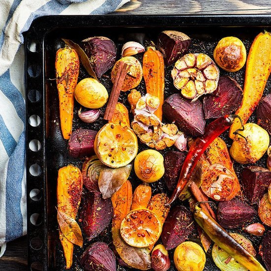 9 Kinda Brilliant Roasted Vegetable Combinations