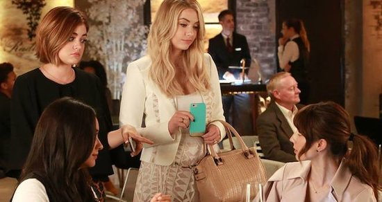 'Pretty Little Liars' Season Premiere Recap: There's a New A in Town
