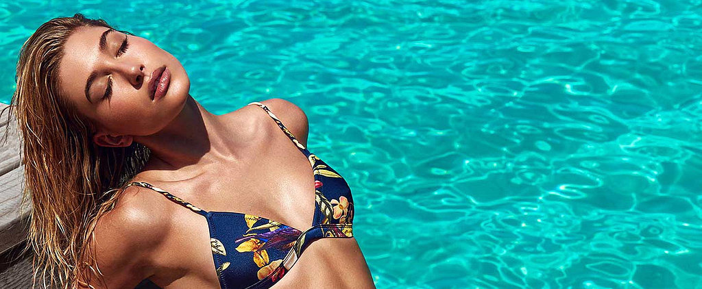 With Just 2 Photos, Hailey Baldwin Has Solidified Her Spot as the Next Big Bikini Model