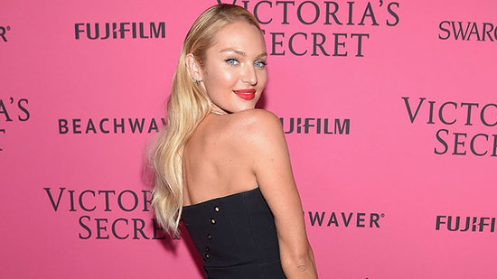 Victoria's Secret Angel Candice Swanepoel Poses Completely Nude -- See the NSFW Pic