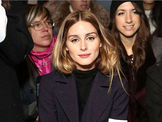 Olivia Palermo Told Us How to Get Her Turtleneck Hair Tuck - But She Won't Let Us Share the Info