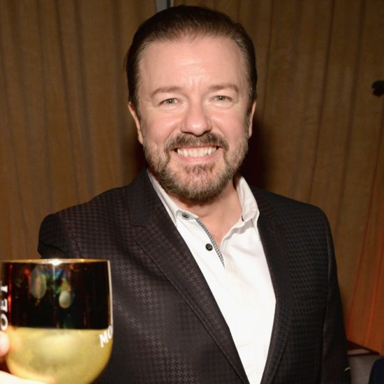 Ricky Gervais and Mel Gibson Have Finally Made Peace With Each Other