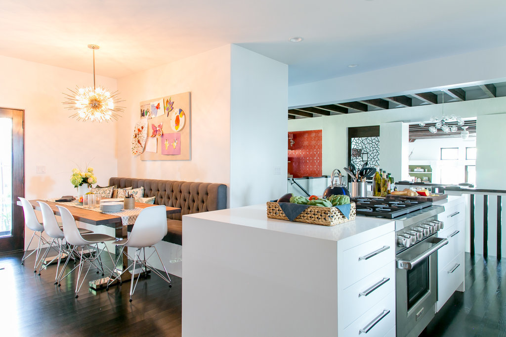 Christina applegate 39 s kitchen renovation popsugar home for Applegate house