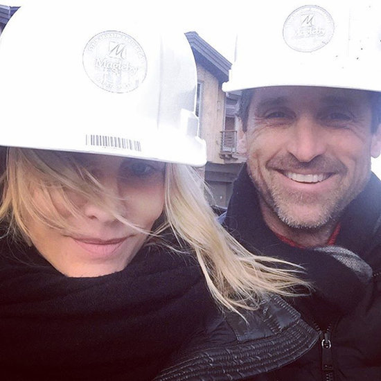 Jillian Dempsey Celebrates Estranged Husband Patrick's 50th Birthday as They Check Out a Dream Home Together