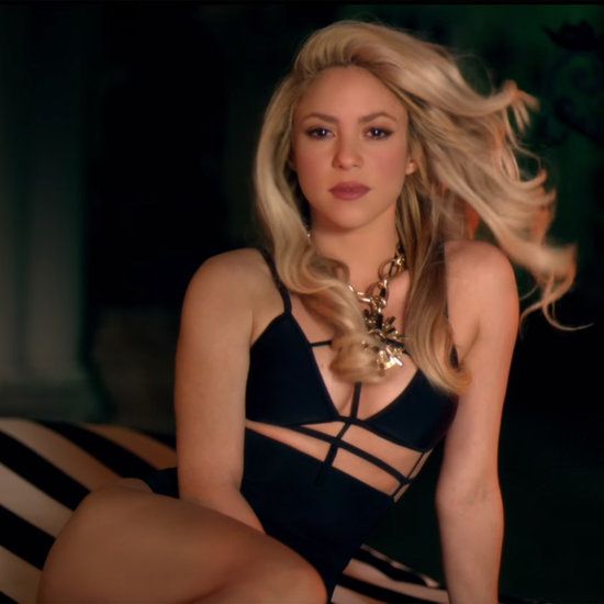 "Shakira ""Can't Remember to Forget You"" Music Video Throwback"