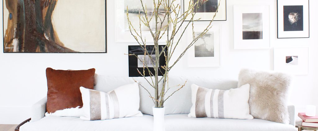How to Hang Art Without Ruining Your Walls