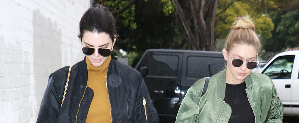 Kendall and Gigi's Athleisure Looks Are Next-Level Cute
