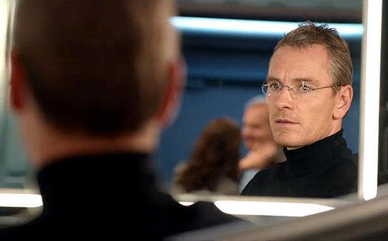 FROM EW: Michael Fassbender 'Baffled' By Aaron Sorkin Oscar Snub for Steve Jobs