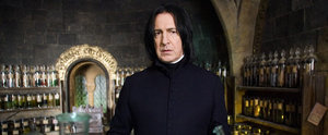 Fans Are Sharing This Incredible Alan Rickman Video to Honour His Death