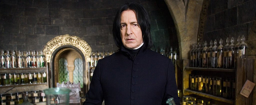 Fans Are Sharing This Incredible Alan Rickman Video to Honor His Death
