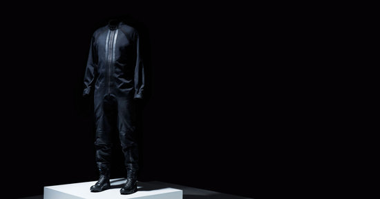 Don't Even Show Up to Mars If Your Space Suit Isn't by Y-3