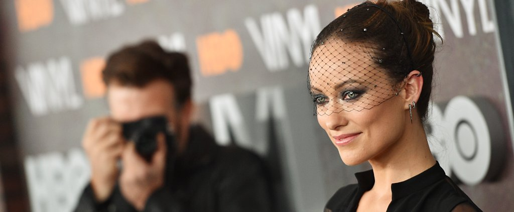 Jason Sudeikis Snaps Photos of Olivia Wilde on the Red Carpet, Hearts Melt Everywhere