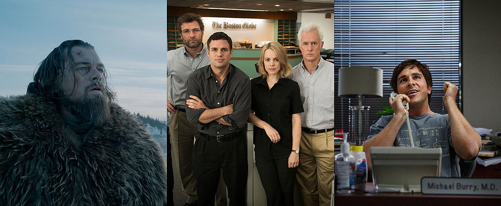 The Awards Season Films to Watch Now