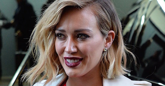 Hilary Duff Teaches Petite Women An Important Lesson On Best-Dressed List