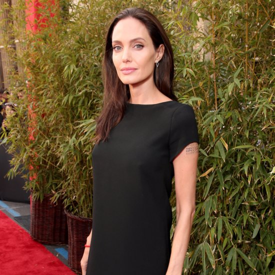 Angelina Jolie at Kung Fu Panda 3 LA Premiere 2016