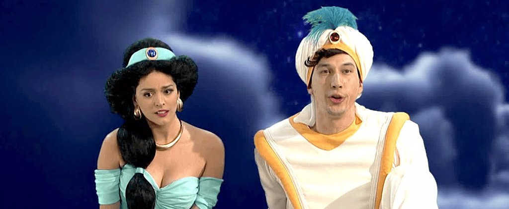 Aladdin's Best Scene Gets a Brutally Honest Retelling From SNL