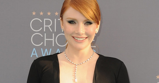 Bryce Dallas Howard's Critics Choice Dress Is Another Store-Bought Stunner