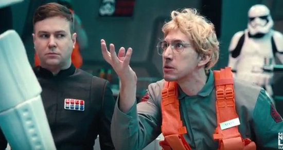 Adam Driver's 'Star Wars Undercover Boss' Is an Instant SNL Classic