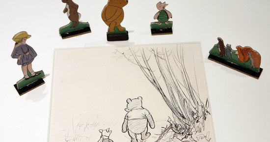 6 Facts You Never Knew About Winnie-the-Pooh's Author